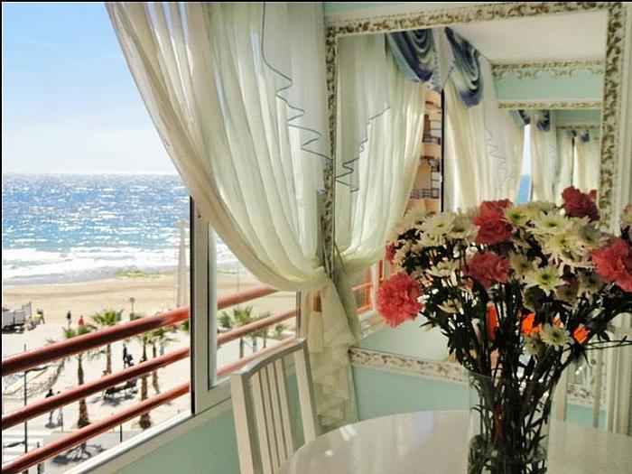 Аренда жилья на побережье испании