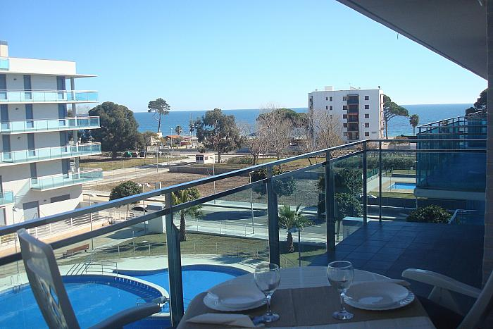Квартиры с видом на море в испании